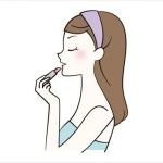 超簡単!リップクリームで鼻荒れ鼻下ヒリヒリ予防、花粉症鼻水対策