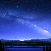 「日本一の星空」天空の楽園で冬季限定マッピングショー開催!