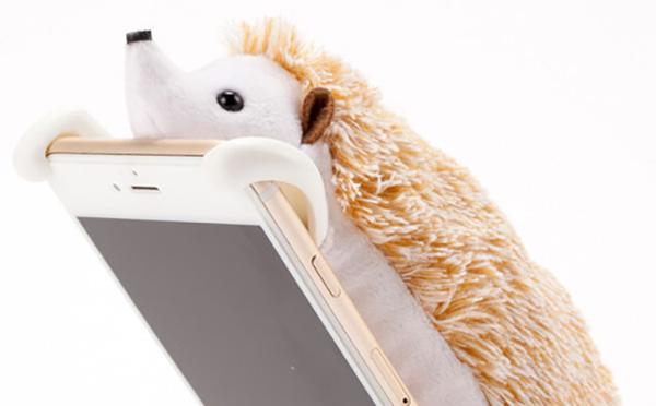 ZOOPY ぬいぐるみスマホケース iPhoneケース