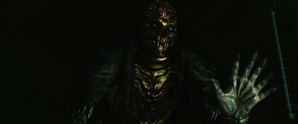 デスノート Light up the NEW world 金色で巨大、6本の指の死神ベポ役 松坂桃李