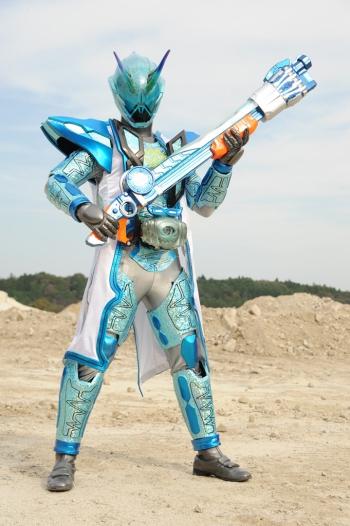 仮面ライダースペクター&ネクロム、Vシネだけの新フォーム公開!