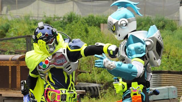 仮面ライダーエグゼイド3話