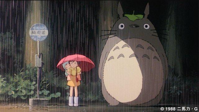 となりのトトロノーカット放送!