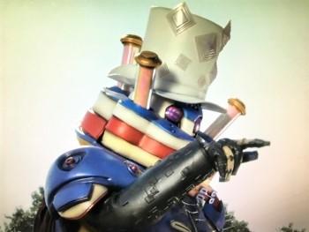 仮面ライダーエグゼイド ソルティバグスターレベル3