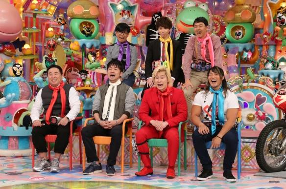 日曜もアメトーーク!「仮面ライダー芸人第2弾」放送!出演芸人や内容は?