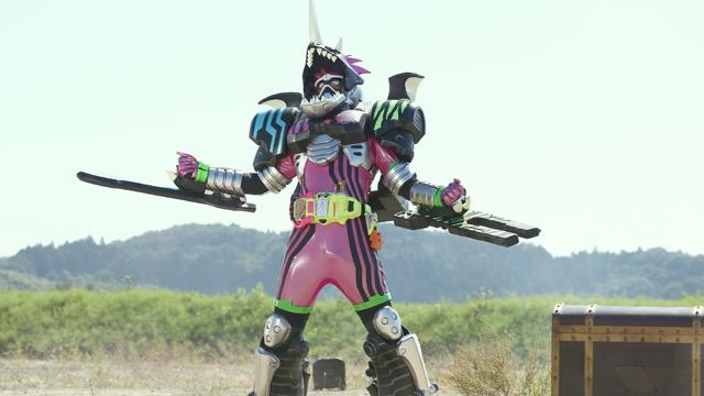 仮面ライダーエグゼイド第9話