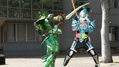 仮面ライダーエグゼイド6話ロケ地