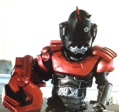 仮面ライダーエグゼイド第5話コラボスバグスター(ゲキトツロボッツ)