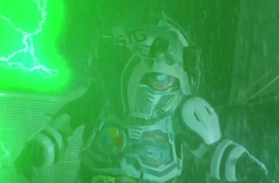 仮面ライダーエグゼイド 5年前の仮面ライダースナイプ