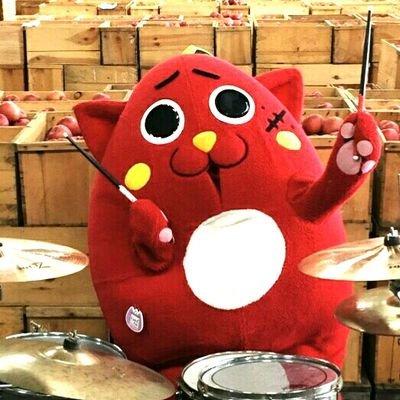 ドラムを叩くゆるキャラ【にゃんごすたー】の紅が超話題!【動画】超おもしろいの見つけました!
