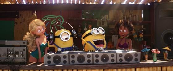 バナナの歌のミニオン、ブーム再来!映画【怪盗グルー第3弾】公開日・ストーリーは?
