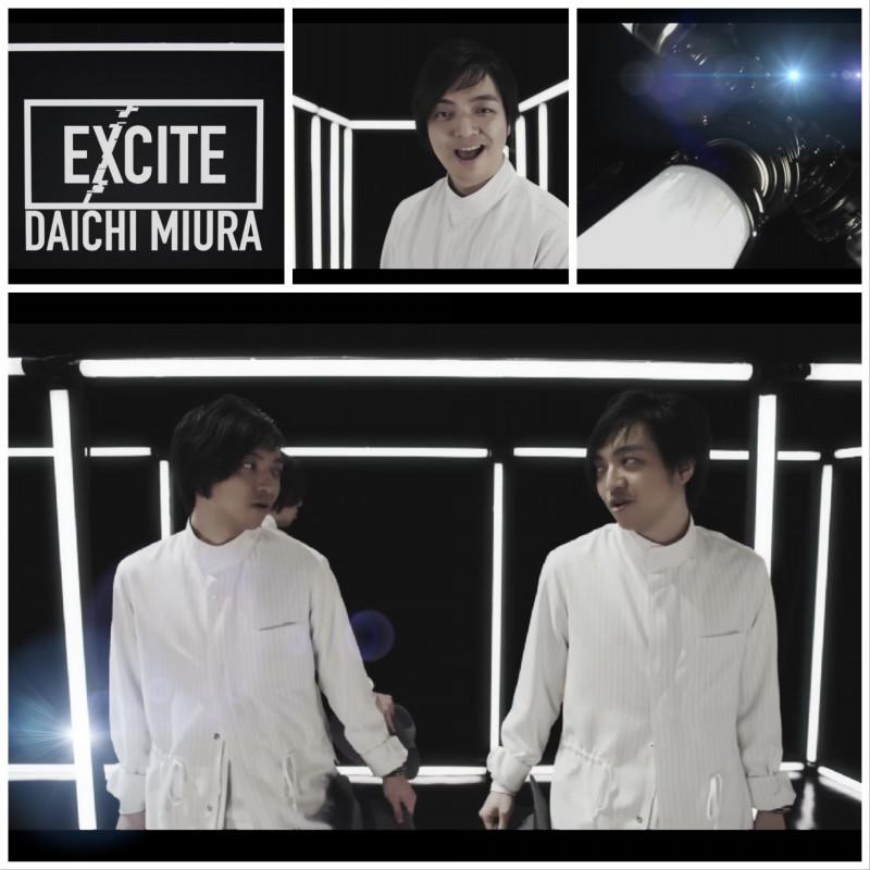 エグゼイド主題歌【EXCITE】動画のダンサーは一人?撮影時間が○○!三浦大知が超カッコいい!