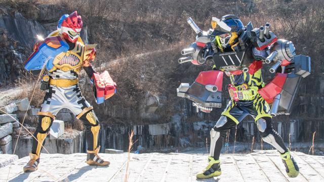 仮面ライダーエグゼイド21話