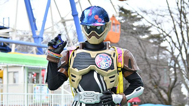 仮面ライダーエグゼイド27話