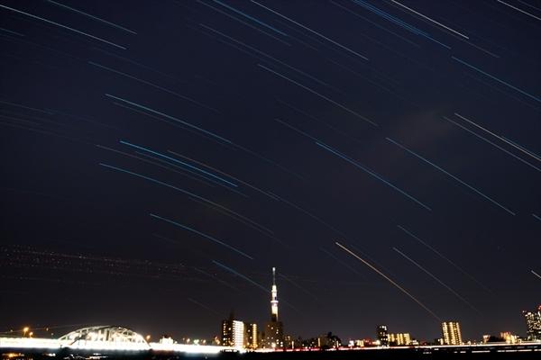 こと座流星群の方角は?東京でのピーク時間とおすすめの場所は?
