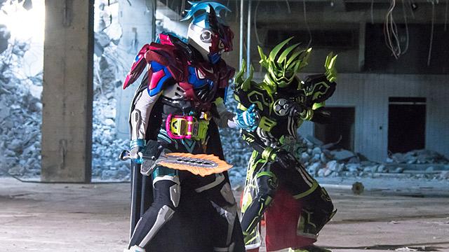 仮面ライダーエグゼイド33話