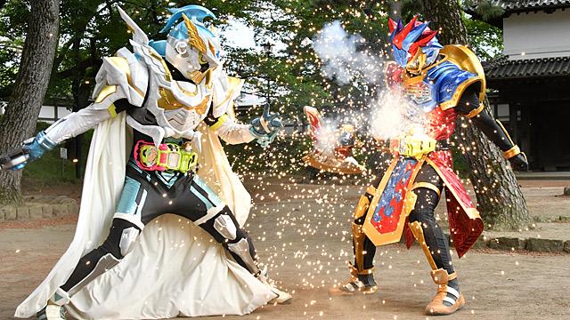 仮面ライダーエグゼイド37話