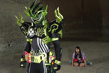 仮面ライダーエグゼイド43話