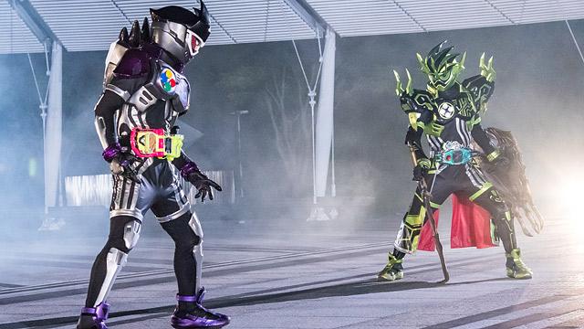 仮面ライダーエグゼイド45話,最終回