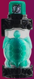 タートルフルボトル