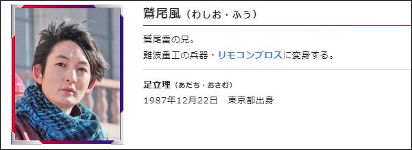 仮面ライダービルド,キャスト