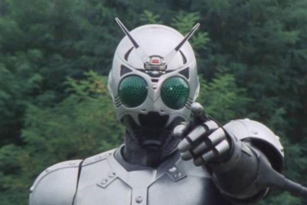 仮面ライダーシャドウムーン
