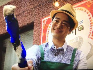 喫茶店nascita(ナシタ)の店長石動惣一の正体とは!?【仮面ライダービルド】