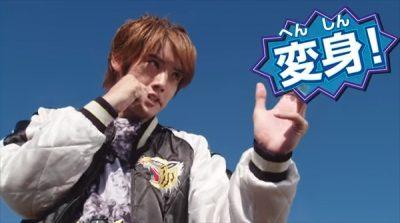 仮面ライダークローズ変身台詞とポーズ!【動画】ドラゴンパワーで変身だ!(仮面ライダービルド)