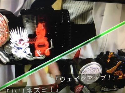 仮面ライダービルド16話
