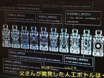 仮面ライダービルド41話
