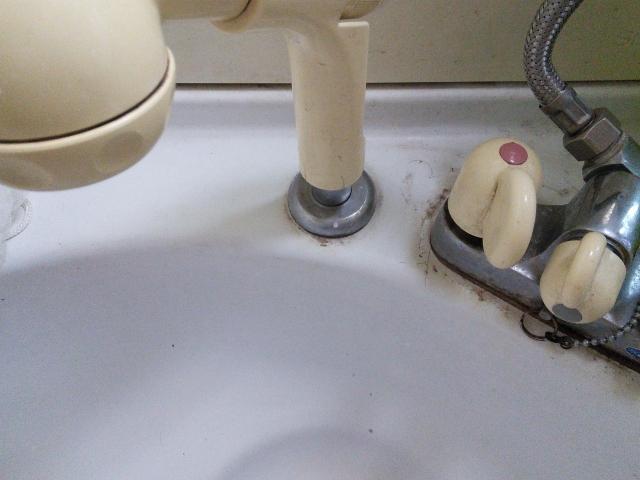 生活,洗面台,黄ばみ,クエン酸,落とす,予防