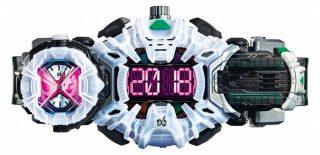 仮面ライダージオウのおもちゃ発売日!変身ベルト「ジクウドライバー」ビルド、クローズ、グリス、ジオウライドウォッチはいつ?