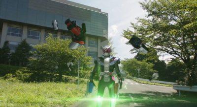 仮面ライダー2話
