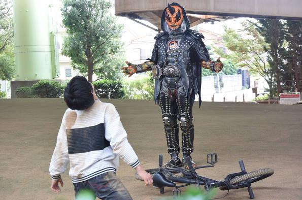 仮面ライダージオウ12話